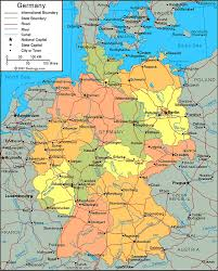 Lubeck Germany Map by Homepage