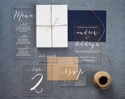 acrylic wedding invitations acrylic wedding invitations lucite wedding invitations