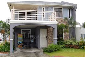 Interesting Filipino Simple Two Storey Dream Home L Usual House