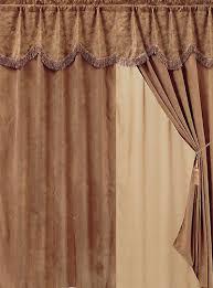 Western Window Valance Large Paisley Western Curtains Drapes Valances Cabin Place