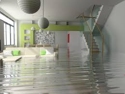 how to deal with flooded basements