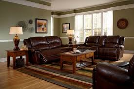 buy furniture living rooms with brown sofas in furniture shop