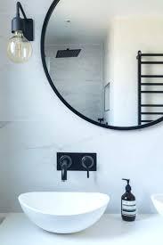 Wall Mounted Bathroom Mirrors Wall Mounted Bathroom Mirrors Nxte Club