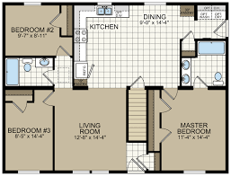 Titan Mobile Home Floor Plans Titan 510 Titan Homes Champion Homes
