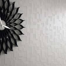 modern wallpaper design1 555x555 modern 3d effect monochromatic