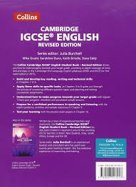 collins cambridge igcse english cambridge igcse english student