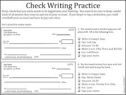 check writing practice worksheets phoenixpayday com