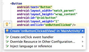 android layout width tools attributes reference android studio