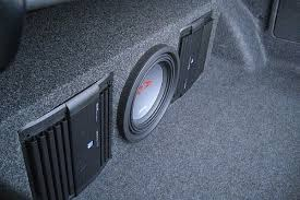 how to install a car audio amplifier and subwoofer it still