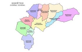 Kathmandu Nepal Map by Know Your Kathmandu Mayor And Deputy Mayor Candidates Onward Nepal
