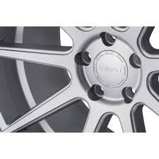 matte silver jeep velgen mustang vmb9 wheel 20
