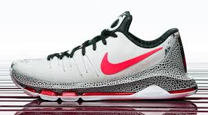 kd christmas this kd 8 from nike s christmas pack has a side