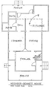 fall city historical neighbor bennett house floor plans