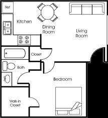 500 Sq Ft Studio Floor Plans Floorplans Villa Del Sol Apartments