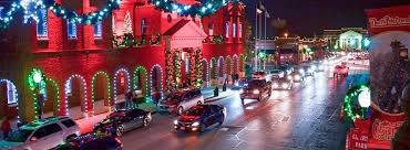 purchase tickets to parade of lights hosted at