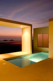 Home Design Modern Small Modern Small Beach House Design In Peru By Javier Artadi