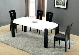 chaise noir et blanc table noir et blanc chaise noir et blanc table chaise blanche