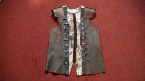 Edward Kenway Halloween Costume Edward Costume Ac4 Bf Leather Vest Tutorial