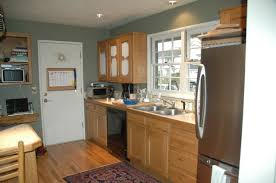 Kitchen Cabinets Portland Or Diy Kitchen Makeover Done With Paint New Hardware And A