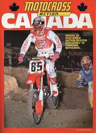 canada motocross gear motocross action magazine motocross action weekend news round up