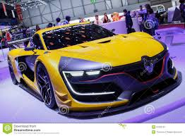 renault sport rs 01 yellow renault sport r s 01 geneva motor show 2015 editorial