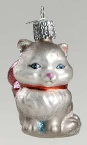 503 best christmas cat ornaments images on pinterest christmas