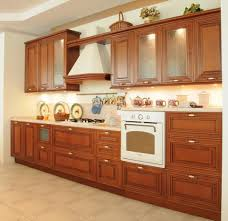 kitchen two tone range hood idea plus beautiful under counter