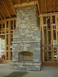 Unique And Beautiful Stone Fireplace by Best 25 Rock Fireplaces Ideas On Pinterest Stone Fireplace