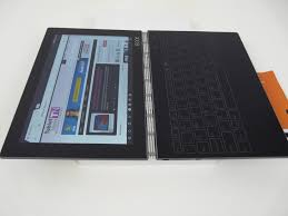 lenovo yoga book unboxing android stunning machine with virtual