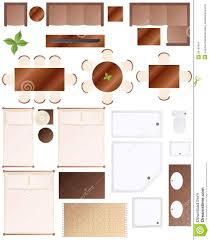 Furniture Creative Floor Plan With Furniture Designs And Colors