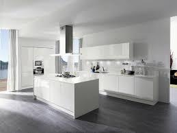 cuisine blanc laqué cuisine blanche laquée 99 exemples modernes et élégants cuisine