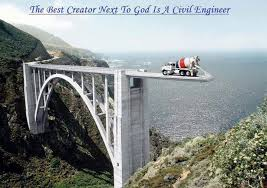 Civil Engineer Meme - the best creator next to god is a civil engineer poztag com