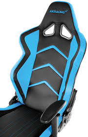 Gaming Chair Desk by Ak K6014 Bl Akracing Player Gaming Chair Black Blue At