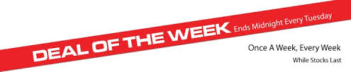 special offer deals of the week