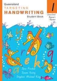 targeting handwriting qld student book year 4 pascal press