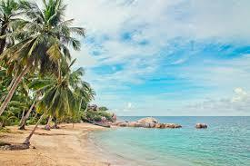 sai nuan beach ko tao thailand visitors to koh tao are spoiled
