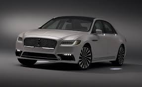 lincoln continental all new continental greets customers with warm and inviting