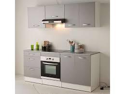 conforama accessoires cuisine meuble bas 60 cm 1 tiroir 2 caissons spoon color coloris gris