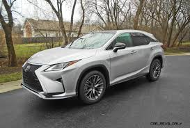 lexus rx 350 sport review road test review 2016 lexus rx350 f sport awd