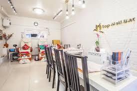top nail bar nail salon in soho london treatwell