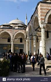 Ottoman Harem by Tourists At The Harem Of The Topkapi Palace The Ottoman Palace In