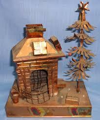 jokiwa christmas tree fireplace presents jingle bells coppertone