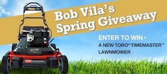 Bob Vila S Home Design Download Win A Toro Timemaster In Bob Vila U0027s Spring Give Away Bob U0027s Blogs