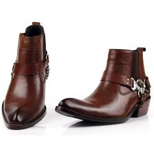 buy boots pakistan cowboy shoes brown in pakistan