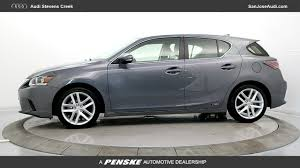 used lexus cars for sale in ct used 2016 lexus ct 200h for sale in san jose ca serving