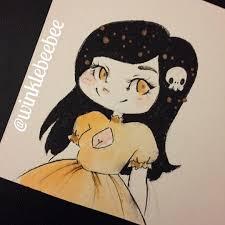 Halloween Skull Drawings Regram Winklebeebee October 18th Inktober Skull Art