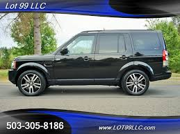 white land rover lr4 with black wheels 2011 land rover lr4 metropolis black limited edition 4x4 for sale