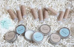 bridal favors learn how easy it is to make your own lip balm