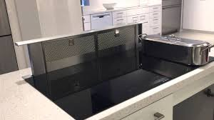 36 Induction Cooktop With Downdraft Bosch 36