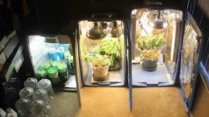 how i made my grow box for vegging and flowering lv don u0027t